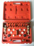 Herramientas de la mano del compresor de la CA de las piezas de automóvil