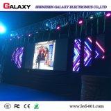 알루미늄 주물 내각 P2.976 P3.91 P4.81 실내 임대료 LED 영상 벽 전시를 정지하십시오