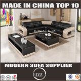Sofa neuf de cuir de loisirs de Modural du modèle 2017 pour les meubles de salle de séjour (LZ 8001-A)