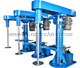 Machine industrielle de Dissolver