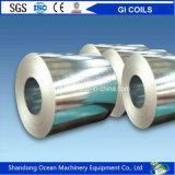 Precios baratos de las bobinas de acero galvanizado en caliente (GI bobinas) para la construcción la construcción y uso Insudtrial