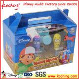 Spielzeug-Serien-verpackenlösung-- Tellersegment-Bedingungs-/Kleinverpacken-Papiertüten/Papierkästen usw. mit Blasen bedecken