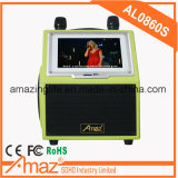 Karaoke 시스템 Touchscreen를 가진 좋은 음질 직업적인 건전지 스피커