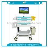 AG-MT014a approuvé l'ISO&Ce matériau ABS chariot de l'ordinateur