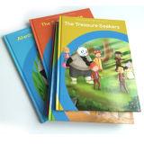 두꺼운 표지의 책 책 (OEM-HC002), 색칠하기 책 인쇄