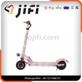Scooter électrique rose de la balance des véhicules (ajouter un coussin)