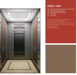 호텔 사무실을%s 호화스러운 훈장을%s 가진 전송자 엘리베이터