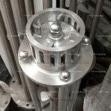 Mélangeur électrique à grande vitesse de peinture d'acier inoxydable avec le homogénisateur