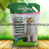 Tè Sparpagliare-Verde del gatto del tofu