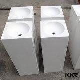Lavatório de banho autônomo de superfície sólida Kkr