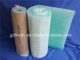 Medios de filtración de fibra de vidrio