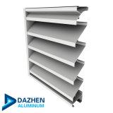 Aluminiumstrangpresßling-Profil Lourver Blendenverschluss-Fenster für Australien/Neuseeland /Russia/ Sri Lanka