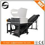 Picadora de papel del eje de /4 de la desfibradora de cuatro ejes para el plástico/la basura/el barril/madera/metal/vidrio/papel