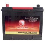 Batería de coche de la frecuencia intermedia 75AH (frecuencia intermedia 80D26R)