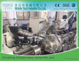 Linea elettrica/elettrica del LDPE del PE di plastica pp del condotto del tubo dell'espulsione di produzione