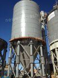 1800t Silo de stockage de ciment boulonné