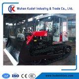 農業装置の小さいクローラートラクター70HPの小さいトラクターのDozer