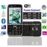 Star E73+ Dual SIM TV мобильный телефон с WiFi&Российской клавиатуры
