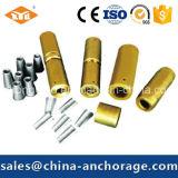 Coupleur en acier à haute résistance pour barre filetée en acier