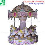 Mini-Carousel 6 Lugares Merry Go Round (carousel-011)