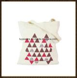 昇進の綿のショッピング・バッグ(TE-518)