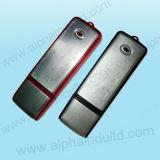 金属の包装USBのフラッシュ駆動機構(ALP-004U)