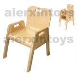 Stacking di legno Chair per Children (81442-81444)