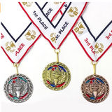 Souvenir personnalisé coulant les médailles en alliage de zinc