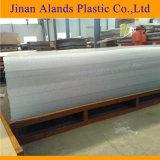 Het adverterende Acryl Plastic Blad van Materialen