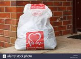 Nuovi sacchetti di plastica concimabili venenti di carità di modo attraente