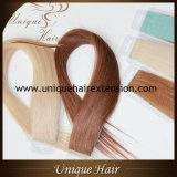 Estensioni di trama dei capelli della pelle dissipate doppio