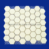 Mattonelle esagonali di ceramica dell'allumina di 92% in stuoia di nylon