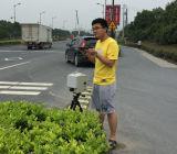 이동할 수 있는 고속도로 레이다 속도계 CCD 사진기