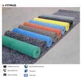 Stuoia commerciale riciclata della pavimentazione di ginnastica del rullo di gomma di EPDM
