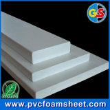 중국 (Color에 있는 건축 18mm PVC Foam Sheet Exporter: 순수한 백색)
