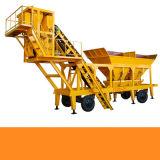 Impianto di miscelazione concreto mobile (HZSY-25/50)