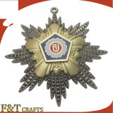 Ribbonsの高品質Custom Religious Honor Award Medal