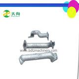 Сделано в выхлопной трубе материала утюга двигателя дизеля Китая Zh1130