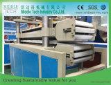 Panneau de plafond d'UPVC/PVC/panneau/chaîne de production en plastique extrusion de profil