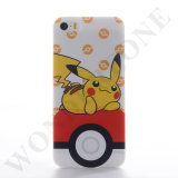 O iPhone 7 Pokemon do modelo novo vai caso de TPU