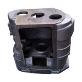 Iso 9001 Ductile Iron e Steel Casting (Sand/Lost Foam/Shell Mold)