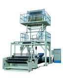 LDPE/LLDPE/HDPE Triple Purpose Blown Film Extruder (SJ-FMS)