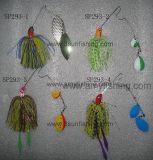 De visserij van het Aas van de Visserij van het Lokmiddel/RubberKaliber (SP293-1,2,3,4)