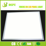 O painel de teto natural 48W do diodo emissor de luz do branco 4800lm 600X600 suspendeu a luz de painel Recessed do diodo emissor de luz