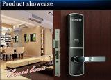 Blocage de porte électronique d'appartement de Digitals de ménage
