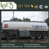 Трейлер топливозаправщика 30 Axles Cbm 3
