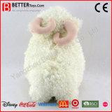 Jouet mou d'agneau de moutons de peluche de peluche