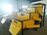 Non-Metallic 무기물 Products150n를 위한 건조한 고강도 자석 롤러 분리기