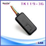 3G WCDMA Rastreador veicular GPS com a plataforma da Web e aplicativos móveis Tracking TK119