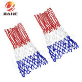 Heavy Duty 12 boucles Polyester professionnel Outdoor et Indoor de remplacement nets de basket-ball (rouge/blanc/bleu)